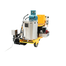 2017 Self-propelled Profiled Rib Line Marking Machine