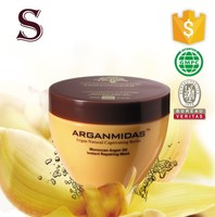 Hot sales argan oil and coconut oil for organic hair mask