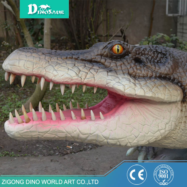 Professional Mechanical Animated Remote Control Crocodile