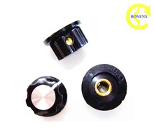 6mm Diameter Shaft Potentiometer Bakelite Knob