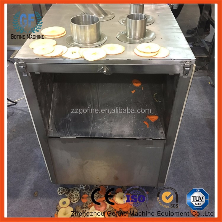 potato chips making machine, potato chipper