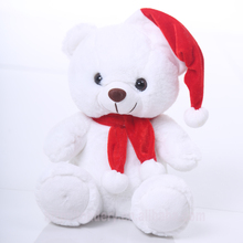 plush led teddy bear stuffed plush animal toys christmas bear with 9 color light