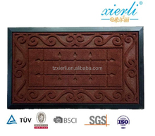 Decoration door mat, anti-slip floor mat,carpet/rugs for hotel lobby