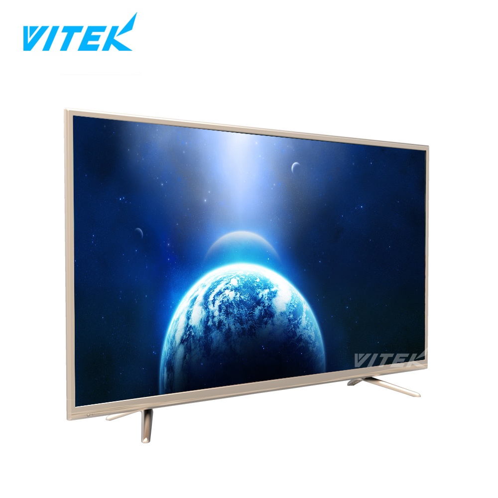 Best Selling Gold Design Television 50 inch LED TV, 50\u0027\u0027 Smart TV Television, 55 LCD antenna Inch Led Tv,50\u0027\u0027 Tv