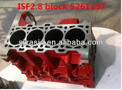 Cylinder Block ISF2.8