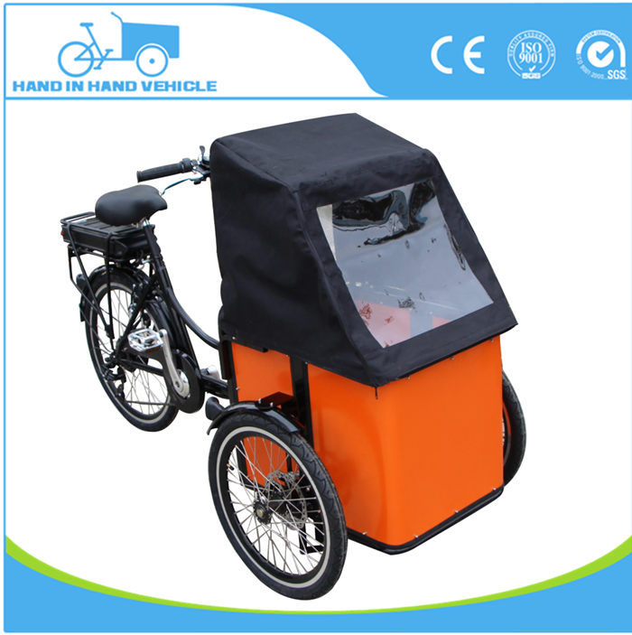 latest design tricycle cabin closed for cargo factory price