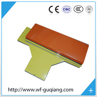 Electric power distribution equipment of cable tray and cable cover