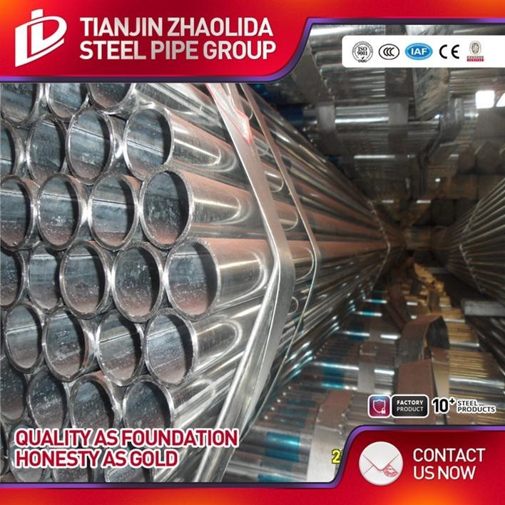 1 / 2 - 4 inch dia cold rolled conduit steel with CE certificate
