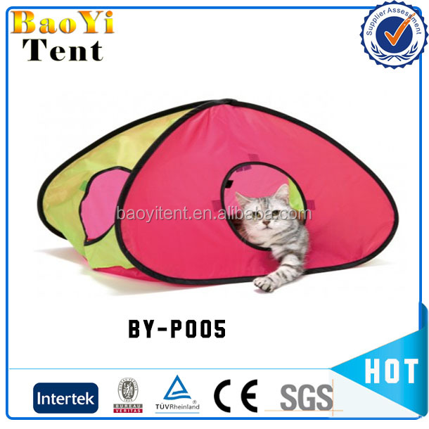 Hot selling china waterproof pet tent cat house