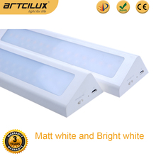 Battery Operated Smart Wireless Rechargeable LED Cabinet Light with motion Sensor