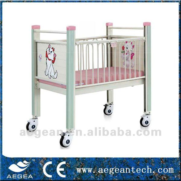 AG-CB004 Clinic flat kids theme beds