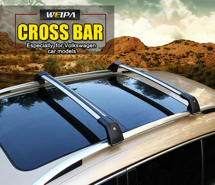 Hot sale car accessories cross bar for Volkswagen Passat Variant