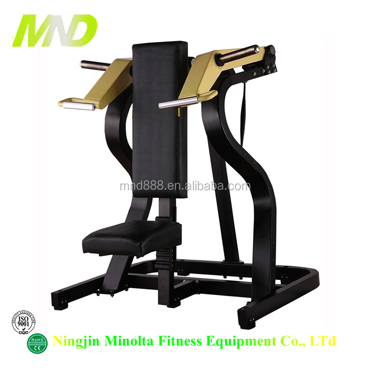 Free Weight Indoor Commercial Equip Machine MND G35 Shoulder Press 5 Years Warranty