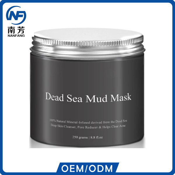 OEM/ODM chinese herb dead sea mud facial mask