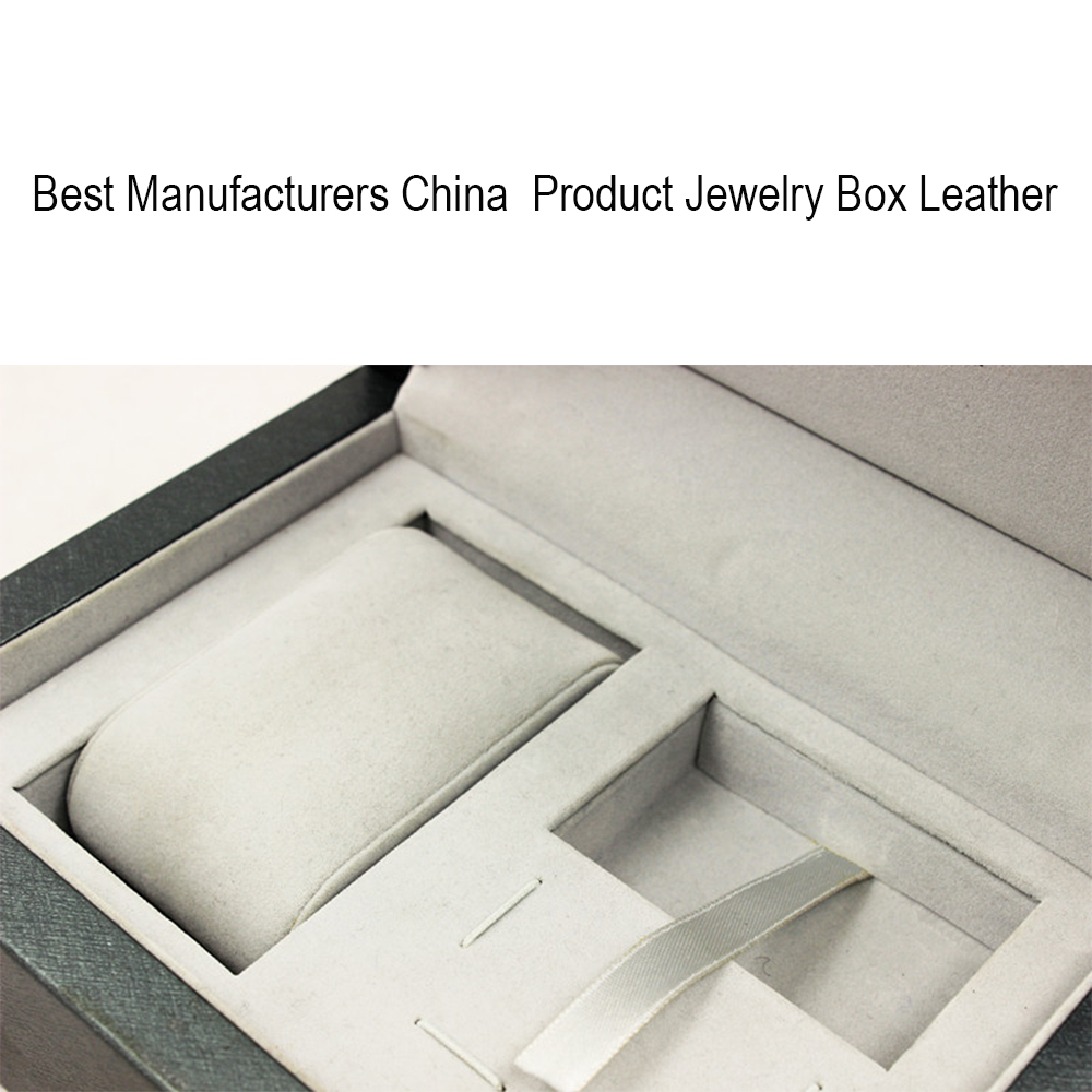 Best Manufacturers China Product Jewelry Box Leather