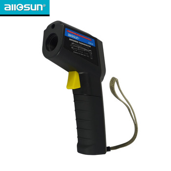 All-sun EM526 thermometer infrared digital Non-contact Infrared Thermometer Digital IR Infrared Laser Thermometer LCD Display