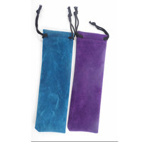 Custom Velvet Drawstring Pouch Bag For