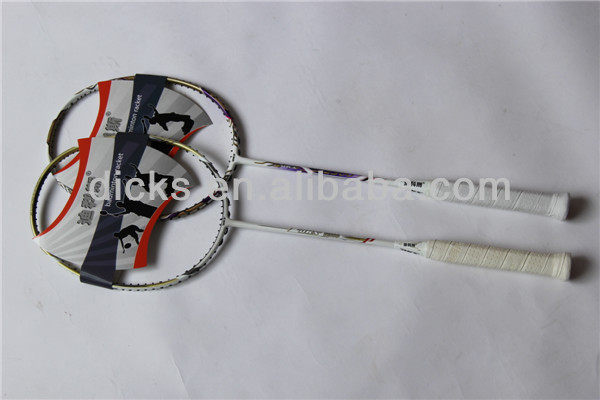 DKS Full Carbon fibre Head Badminton Racket