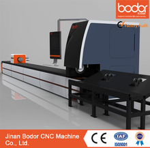 carbon steel stainless steel aluminum pipe fiber Laser Cutting Machine cost from Bodor