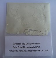 100% Pure Avocado Soybean Unsaponifiables(ASU) Avocado Extract 34% Total Phytosterols HPLC