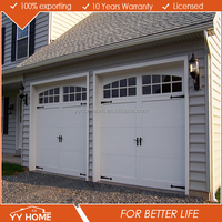 YY Home cheap garage doors /garage kits lowes / garage equipment comply with Australia Standard AS2047