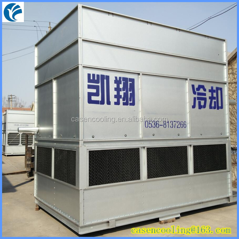 Hot Sale Environmentally Friendly KCN-500R Counter Flow Refrigerant Vapor/Industrial Water Cooler/Closed Cooling Tower