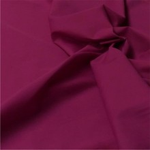 Fabric textile pocket lining plain dyed tc fabric for jacket inner lining from China