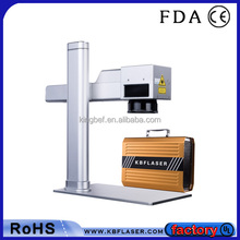 High Quality 20W Portable fiber laser marking machine for jewellery