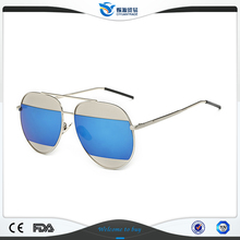CIYUAN Wholesale Fashion New 2231 Round Metal Frame Man And Ladies Sunglasses