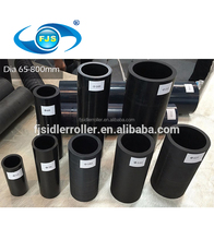 heat-resistant uhmwpe extra strong plastic pipes tubes for marine project