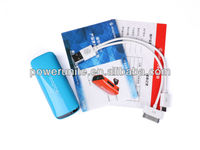 Portable battery charger for iphone 5 2800mah
