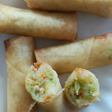 Hot Sale Frozen Vegetarian Spring Roll