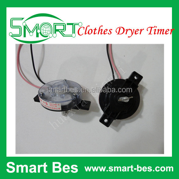 Smart bes High Quality 50pcs/lot Washing Machine Accessories Dehydrator/ Clothes Dryer <strong>Timer</strong> 5 Minutes Washing Machine <strong>Timer</strong>