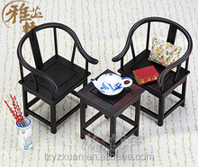 2016 Hot Selling Traditional Chinese Red Wooden Carving Antique Miniature Furniture for Wholesale