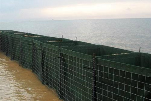 police & military hesco barrier fence supplies
