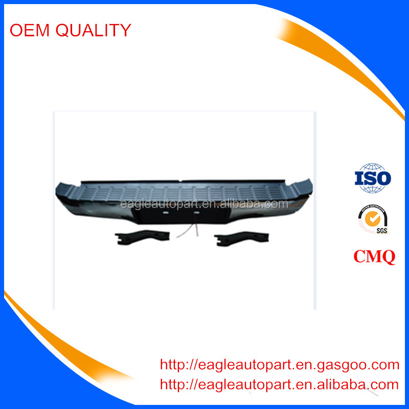 rear bumper 52105-0k020 for toyota hilux pick up vigo 2007