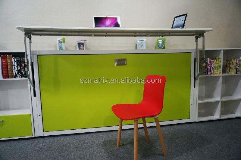 Great High Quality Italian Design Hidden Bed Furniture,Wooden Hidden Bed,Storage  Cabinet Hidden Bed