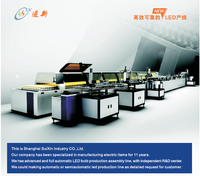 Top quality China Factory Automatic led lamp production line made in China