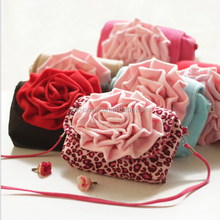 New design factory direct sale lovely hot selling plush stuffed toy plush flower bag