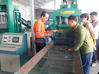 Brown Coal Briquette Making Machine