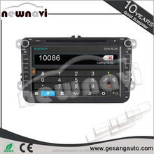 "8"" In dash touch screen car DVD radio player GPS navigation for VOLKSWAGEN series(for many VW cars)"