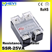 1 Phase Solid State Relay (SSR) manufacturer SSR solid state relay