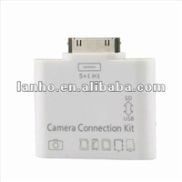New 5 in 1 USB Camera Connection Kit SD Card Reader for iPad 2