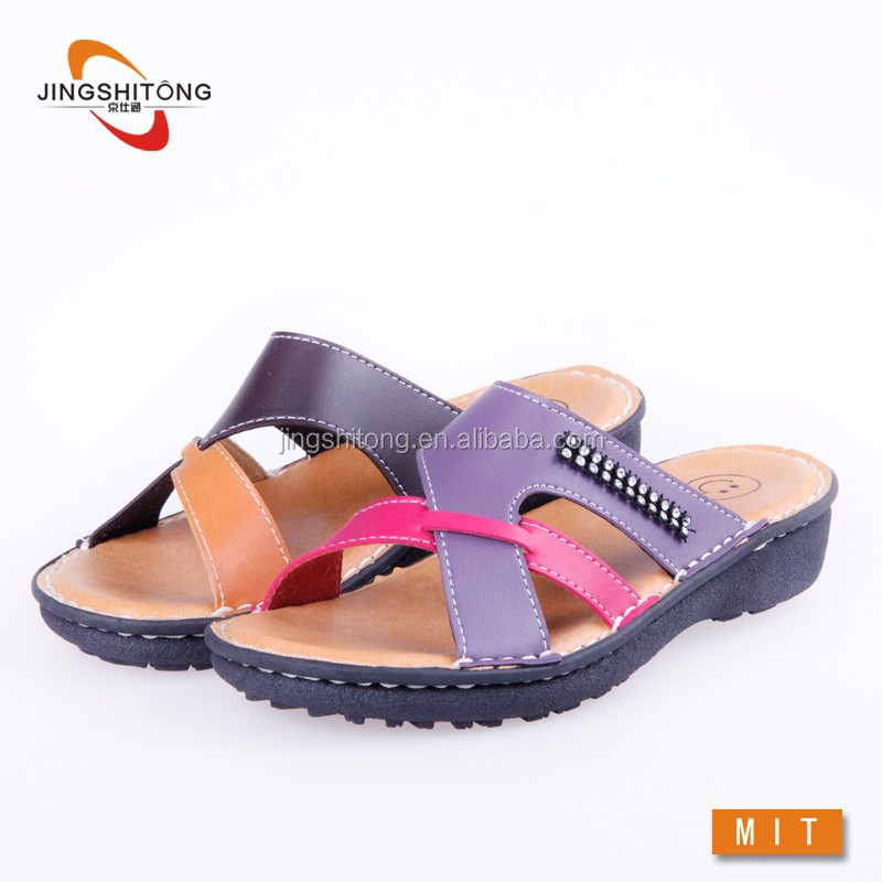 High quality cheap factory shoes wholesale slippers long useful life kilang kasut