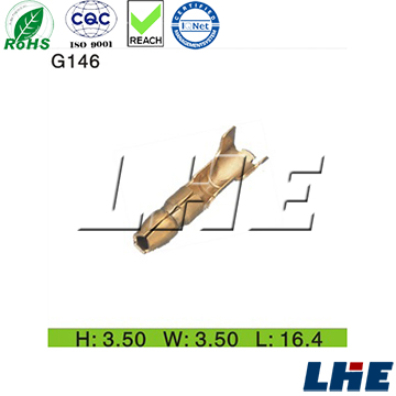 DJ211-3.5A 3 wheeler auto wire connector