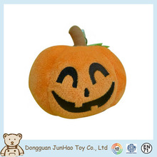 Hot selling OEM ODM Halloween pumpkin plush toy key chain