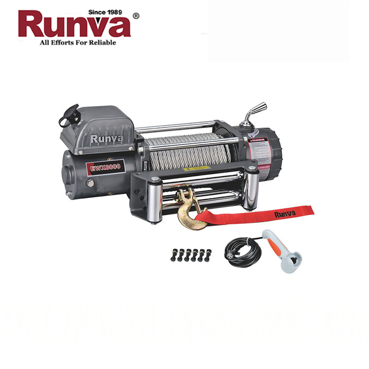 Runva China Manufacturer Factory Sale CE Certification milemarker winch