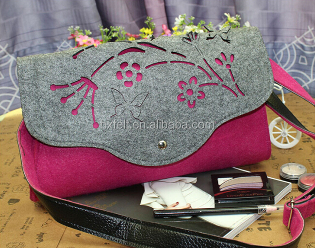 High Quality Low Price Felt Foldable Storage Box Customized