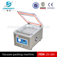 New type commercial food small vacuum packing machine (CE ISO9001 BV)