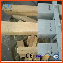 factory wood sawdust block press machine